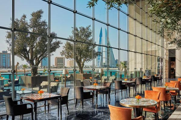 four seasons bahrain manama bay view vegan folia