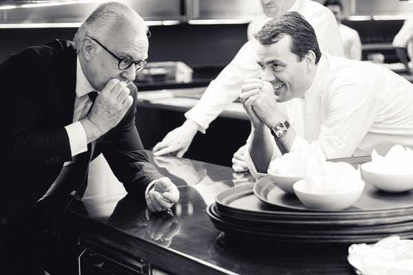 mix by Alain ducasse dubai