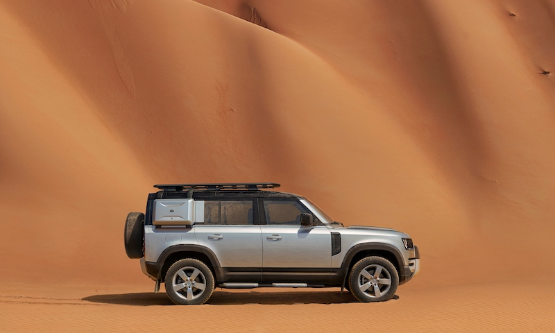 Land Rover Defender UAE