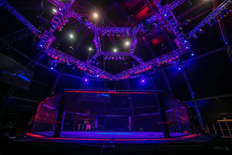 UFC Fight Island Abu Dhabi